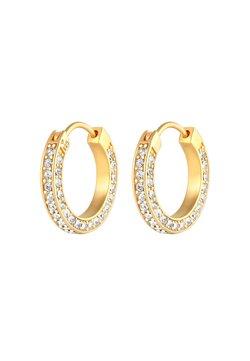 Elli - GLASS CRYSTAL - Korvakorut - gold