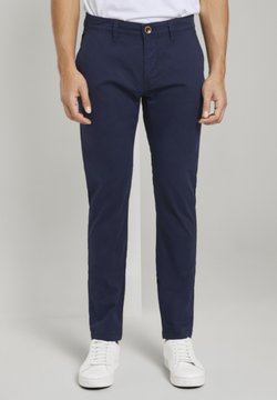 TOM TAILOR - Chinot - diving navy blue