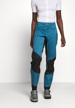 Patagonia - DIRT ROAMER STORM PANTS - Outdoor-Hose - steller blue