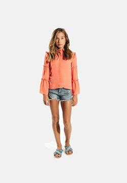 Jacky Luxury - Overhemdblouse - coral
