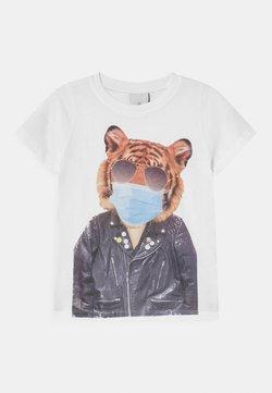 The New - BIKER - T-shirt print - bright white