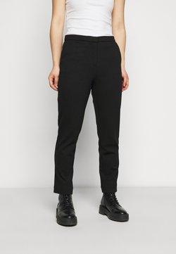 ONLY Petite - ONLLENIA MARA CIGARET  - Pantalon classique - black