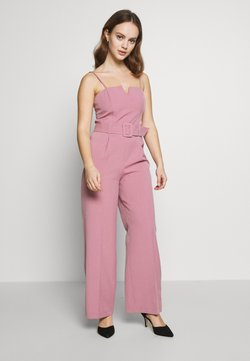 Miss Selfridge Petite - STRUCTURED BELTED - Combinaison - pink