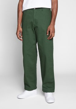 Obey Clothing - MARSHAL UTILITY PANT - Trousers - park green