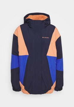 Columbia - EUROCARVEJACKET - Outdoorjacke - nova pink/lapis blue/dark nocturnal