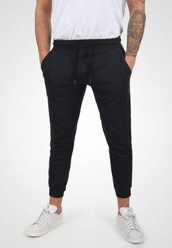 Solid - Jogginghose - black