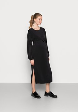 Lindex - DRESS MOM LISA - Vestido ligero - black