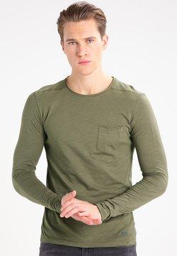 Blend - Camiseta de manga larga - olive