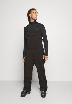 O'Neill - SHRED BIB PANTS - Pantalón de nieve - black out