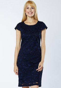 Young Couture by Barbara Schwarzer - Cocktailjurk - navy