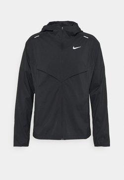 Nike Performance - WINDRUNNER - Laufjacke - black