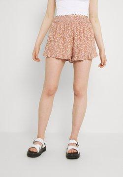 American Eagle - RUFFLE RUNNER - Shorts - pink