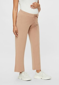 Pieces Maternity - Bukser - warm taupe