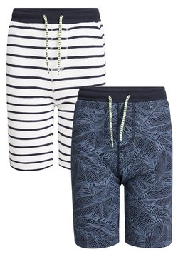 WE Fashion - 2-PACK - Shorts - multi-coloured