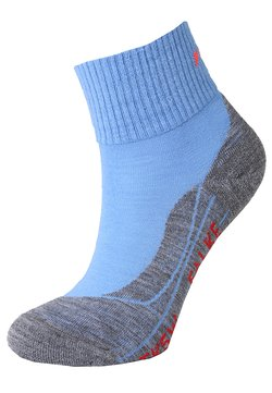 FALKE - TK5 SHORT - Sportsocken - blue note