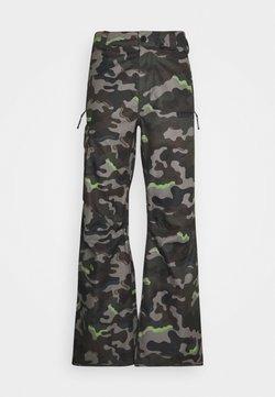 Volcom - HUNTER PANT - Pantaloni da neve - olive