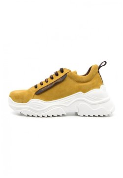 DOMBERS - ENERGY  - Trainers - ocre