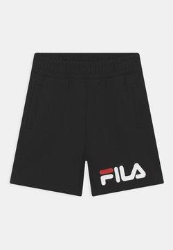 Fila - ZOE BASIC UNISEX - Shorts - black