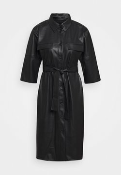 someday. - QUAARA - Robe chemise - black