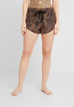 Seafolly - SAFARI SPOT - Bikini-Hose - black