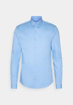 Calvin Klein Tailored - LOGO STRETCH EXTRA SLIM - Businesshemd - navy