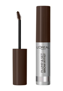 L'Oréal Paris - BROW ARTIST PLUMP & SET - Augenbrauengel - dark brunette