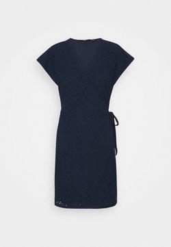 Vero Moda - VMLEAH SHORT DRESS - Robe d'été - navy blazer