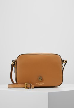 Kurt Geiger London - RICHMOND CROSS BODY - Torba na ramię - camel