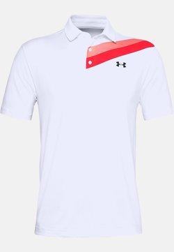 Under Armour - PLAYOFF  - Poloshirt - white