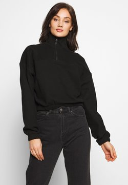 Weekday - LOU  - Sweatshirt - black
