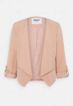 ONLY - ONLMISTY DRAPY - Blazer - misty rose