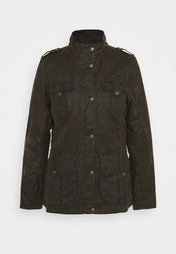Barbour - WINTER DEFENCE - Winterjacke - olive/classic