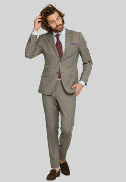 Van Gils - ZENAR - Anzug - brown