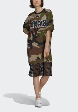 adidas Originals - TEE DRESS - Vestido ligero - multicolor