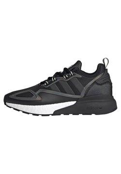 adidas Originals - ZX 2K BOOST - Sneaker low - core black/footwear white