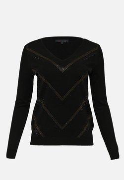 LolaLiza - WITH GLITTER - Sweater - black