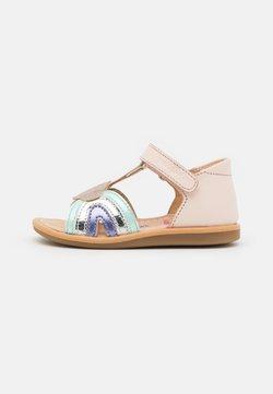 Shoo Pom - TITY RAINBOW - Riemensandalette - pink/opal/lila