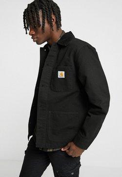 Carhartt WIP - MICHIGAN COAT DEARBORN - Lett jakke - black rinsed