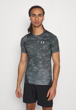 Under Armour - ARMOUR CAMO - T-Shirt print - baroque green