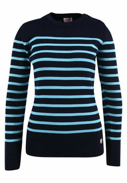Armor lux - GROIX - Strickpullover - marine deep/rivage