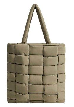 Mango - EDREDON - Shopping Bag - khaki