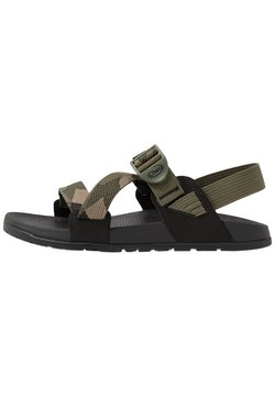 Chaco - LOWDOWN - Outdoorsandalen - rambling moss