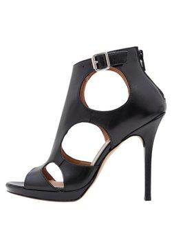 PoiLei - Sandalen met hoge hak - black