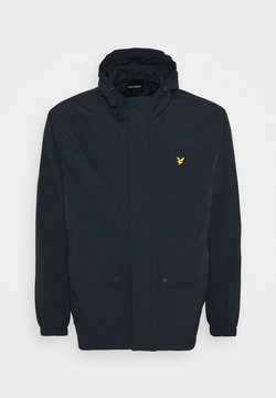 Lyle & Scott - HOODED POCKET JACKET - Veste légère - dark navy