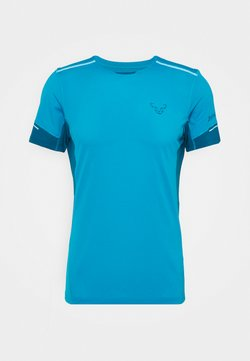 Dynafit - VERT TEE - Camiseta estampada - frost