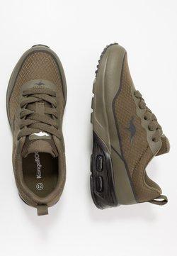 KangaROOS - KX-3500 - Sneakers laag - olive/jet black