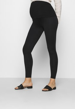 LOVE2WAIT - LEGGINGTRAVELLER - Leggings - black