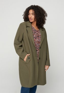 Zizzi - Manteau classique - green