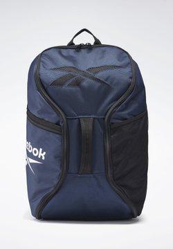 Reebok - ONE SERIES TRAINING BACKPACK MEDIUM - Reppu - blue