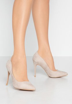 Anna Field - Zapatos altos - taupe